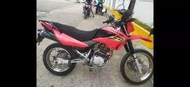 Moto Honda XR  125   año 2012