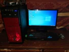 Computador core i5 8ª gen