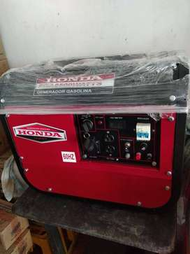 Generador a gasolina honda
