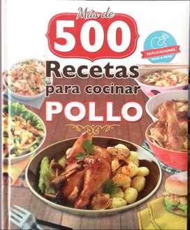 500 Recetas de Pollo