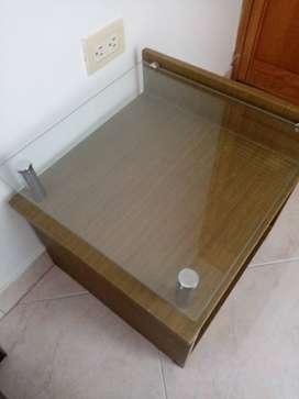 Vendo 2 mesas de noche divinas