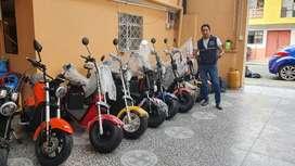 Motos Electricas de 3 Velocidades