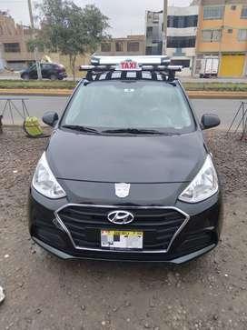 Hyundai grand i10 sedan del año 2019 con glp