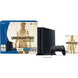 Sony Playstation 4 Uncharted: The Nathan Drake Collection