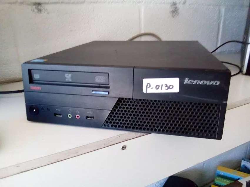 P.C. DOBLE NUCLEO 2GB DDR-2 HD-160 GB (C/GARANTIA) 0