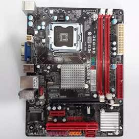 Motherboard G41D3C, para repuestos, centro Cordoba