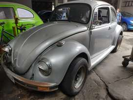 Volswaguen escarabajo full recién reparado