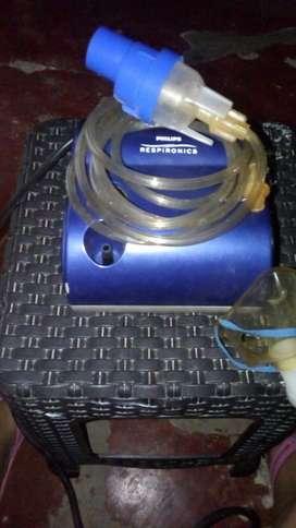 vendo maquina para hacer terapias respiratorias