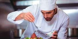 se ofrece cocinero con esperiencia 12 años