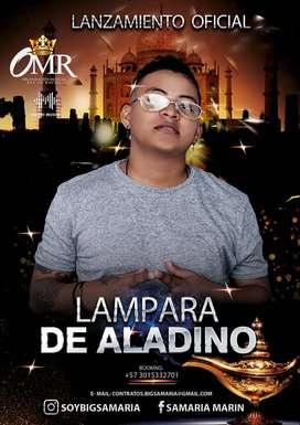 Cantante Urbano de Champeta (Show Musical)