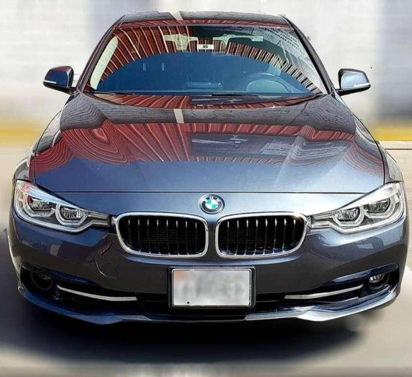 BMW 318i SPORT AÑO 2017 0