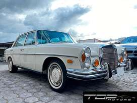 MERCEDES BENZ 280SEL 4.5 IMPECABLE
