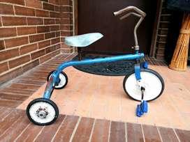 Mini Triciclo Antiguo Original