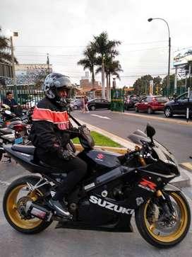MOTO SUZUKI GSX-R 1000 7,500 KM