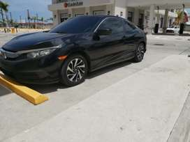 Se vende excelente Honda Civic Coupe 10th Generación