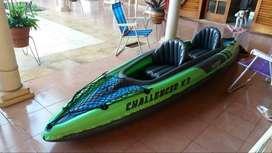 Kayak inflable K2 Intex 2 personas