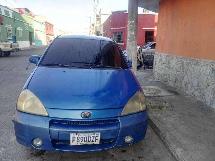 Vendo carro negociable 0