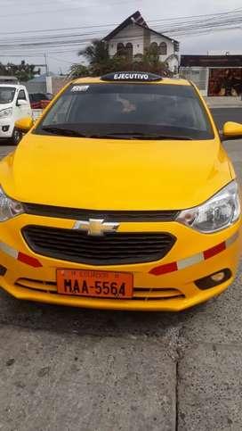 Automóvil + Gremio en Cia de Taxi Ejecutivo S.A