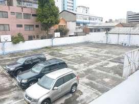 Venta terreno junto Clinica Pichincha zona Cancilleria
