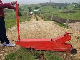 Gato para 35 toneladas para mulas  camiones  buen estado