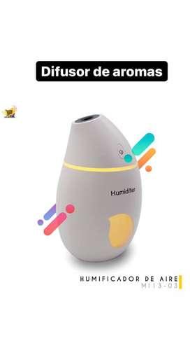 Difusor De Aromas Humidificador