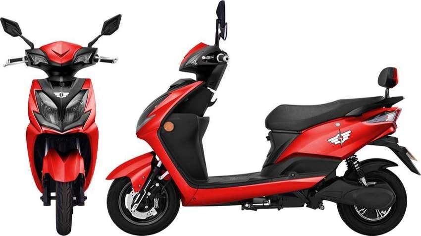 Scooter Moto Electrica 1000w y 1500w 0