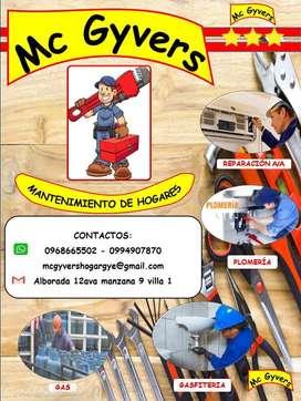 MANTENIMIENTO DE HOGARES