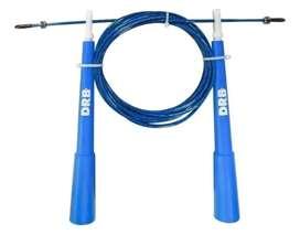 Soga de salto con cable ajustable y rulemanes