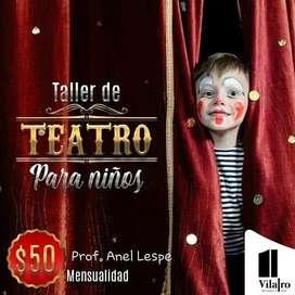 Academia de Teatro Infantil Vilatro