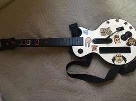 Guitarra nintendo wii original