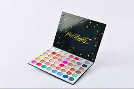 Espectacular paleta de sombras X48 tonos combinados entre mate y shimmer, 100% original,