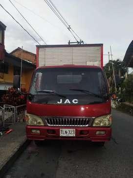 Furgón Jac 1050 2013