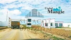 Proyecto Urbanizacion Ciudad Mangle, Lotes en Venta, Cuenta con Playa Privada, Terrenos de 200m2, Entrada de 1.000 UsdS1