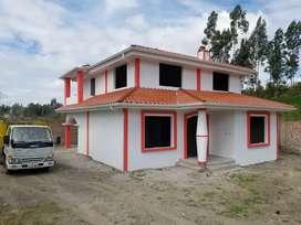 Vendo hermosa casa área de contruccion 180 metros
