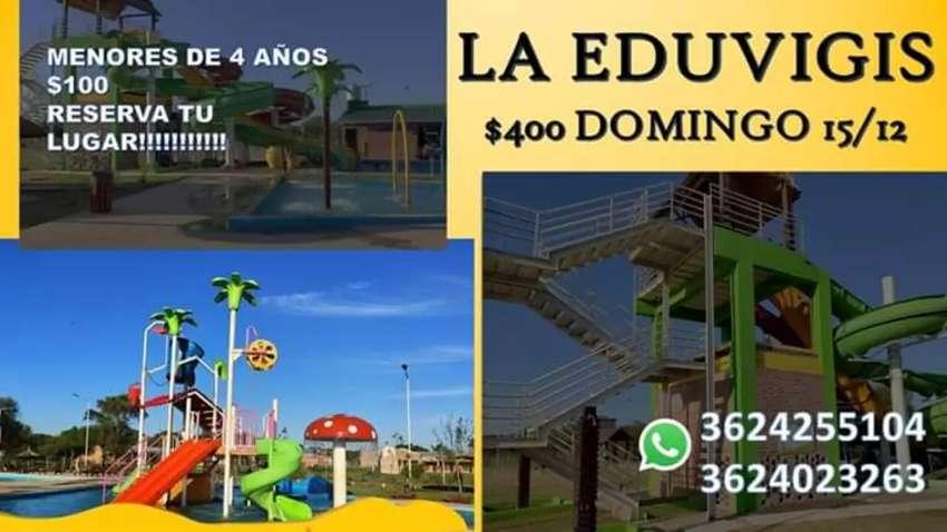 Parque acuático LA EDUVIJIS 0