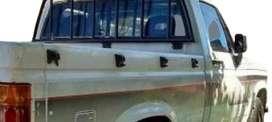 Luneta Fija Izquierda o Derecha Chevrolet D20