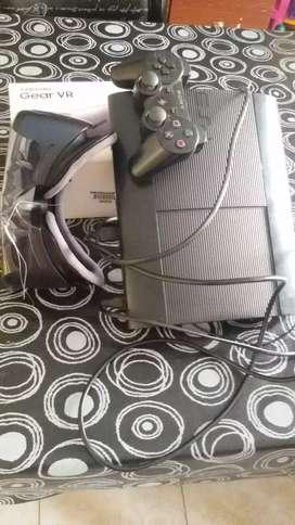 Play 3 rota la ficha del HDMI y samsung gear vr sin uso