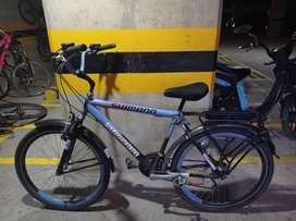 Hermosa bicicleta Shimano rin 26