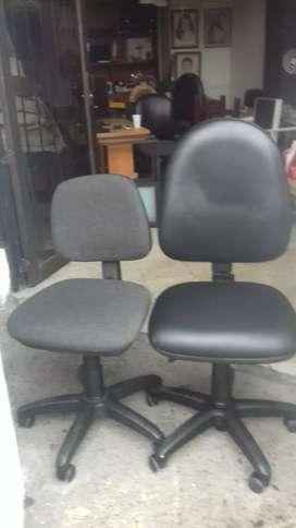 Se vende sillas de oficina ergonometras