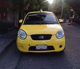 Taxi Kia Picanto Morning