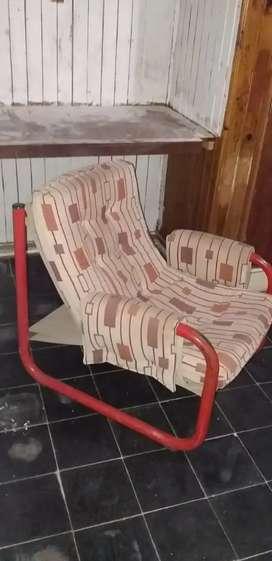 Tres sillones de cosultorio o living