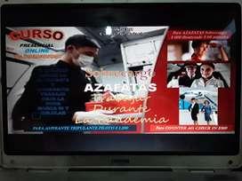 CURSO DE SOBRECARGOS AZAFATAS PRESENCIAL