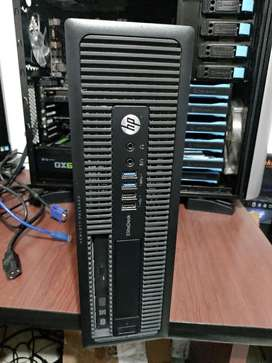 Cpu Core I7 4790s 4ta 8gb Ram Webcam