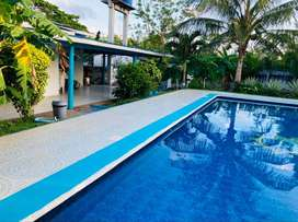 Alojamiento en casa finca con piscina para tus vacasiones en  San andres4r