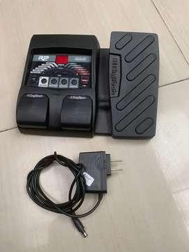 pedal, pedalera, multiefectos DIGITECH RP90