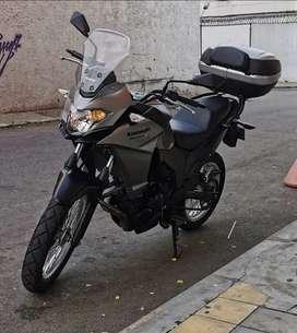 Kawasaki Versys X 250 2018