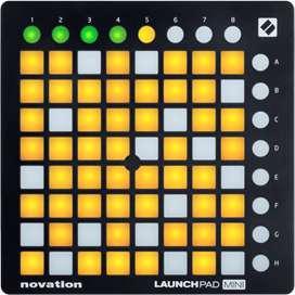 Launchpad Mini Mk2 con licencias Y Caja.