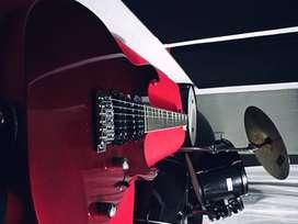 Guitarra Ibanez Grg 170dx como nueva