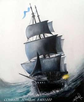 EN COMBATE marina.