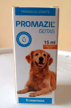 Promazil gotas tranquilizante perros y gatos